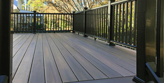 Composite Decking Porch