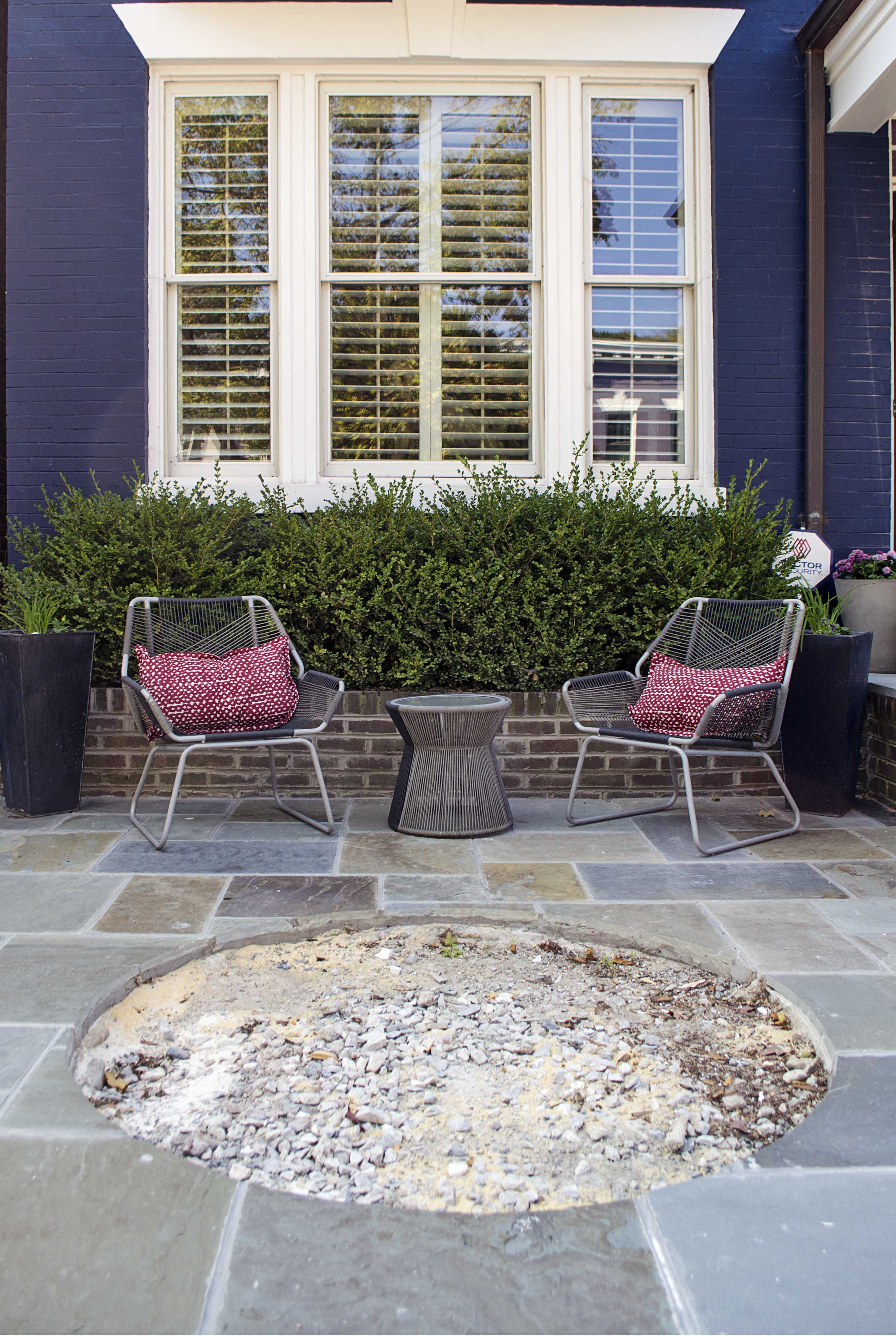 Patio And Front Porch Renovation