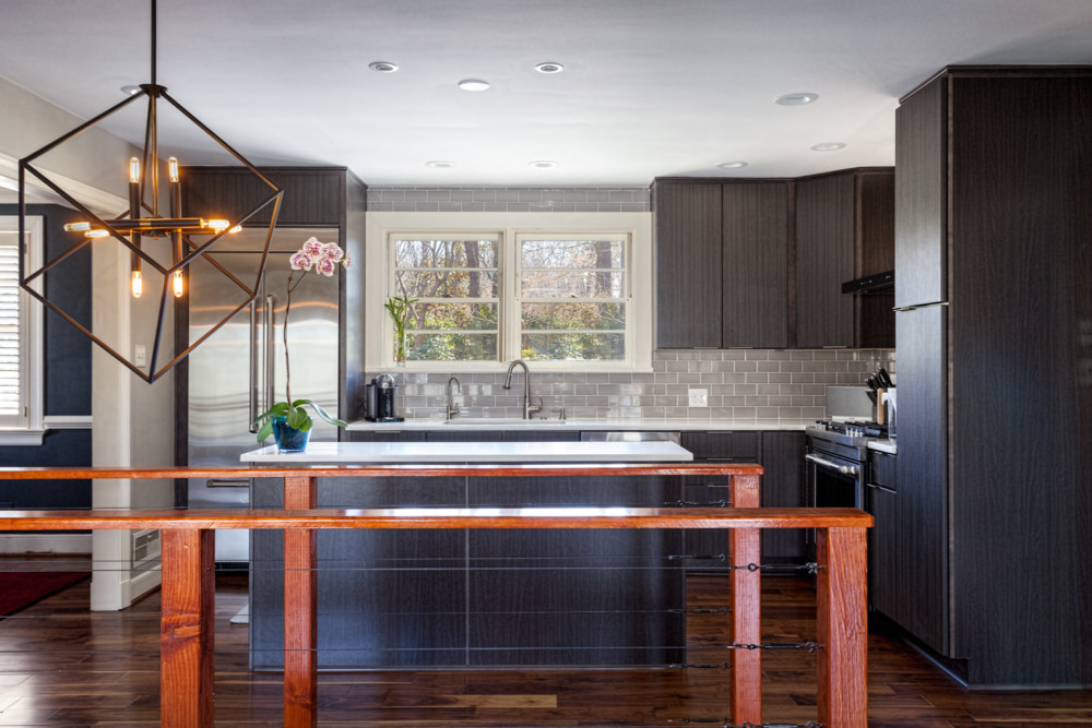 A Modern Style Remodel