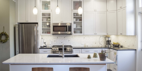 Eclectic Kitchen Remodel Mulberry