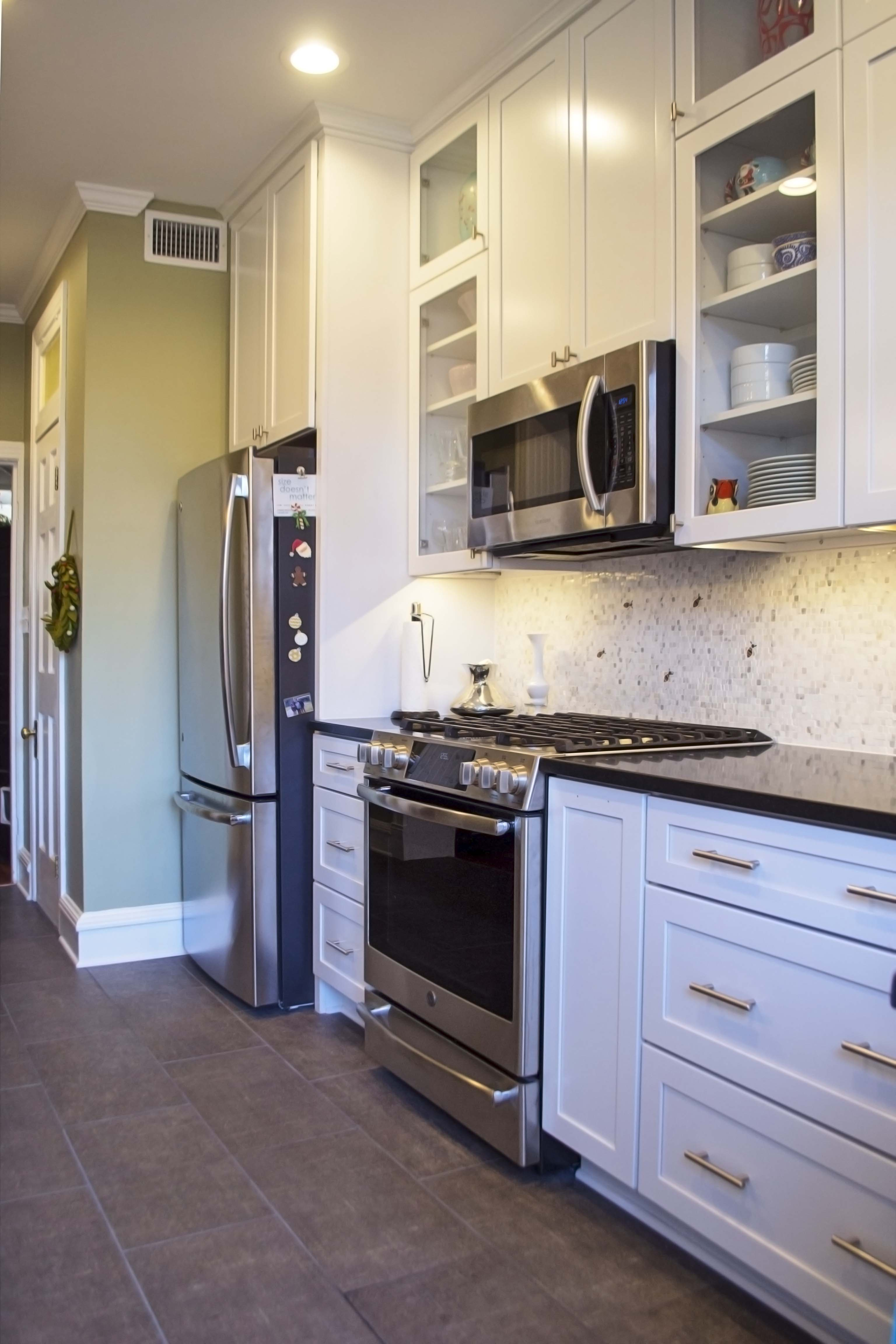 eclectic kitchen remodel mulberry - Eclectic Kitchen